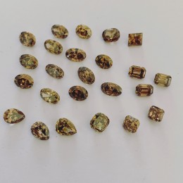 Brown Diamond Fancy Shape 50 pointers
