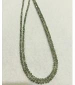 Grey Diamond beads