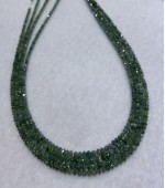 Green Diamond beads  1.5/2.5mm
