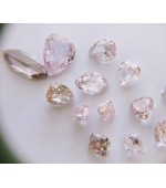 Pink Diamond Fancy Shapes 20-50 pointer