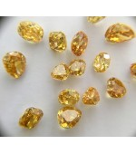 Yellow Diamond Fancy Shape 50 pointers