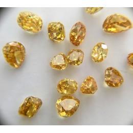 Yellow Diamond Fancy Shape 50 pointers