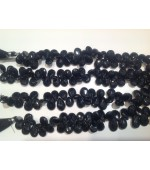 Black Spinel Flat drops fasct