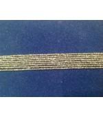 Pyrite Button  fasct 3.5-4mm
